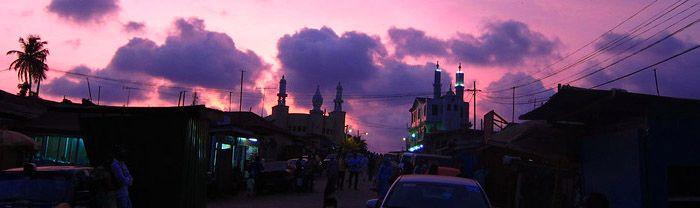 Newtown, Accra, Ghana