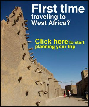 planning your trip to West Africa
