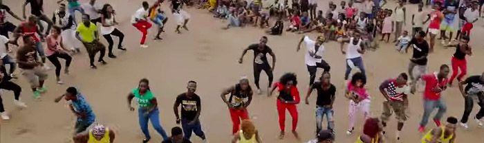 Makassa dance