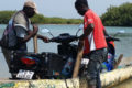 "Crossing from Gambia into Casamance the ""Back Way"""