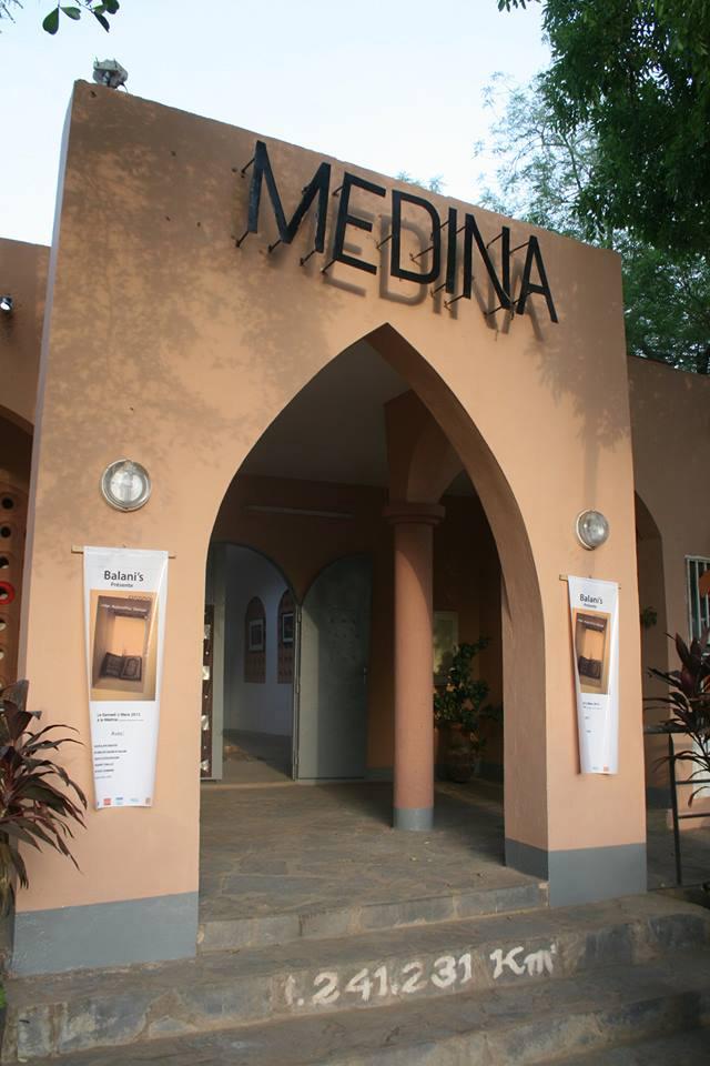 Medina Gallery in Bamako