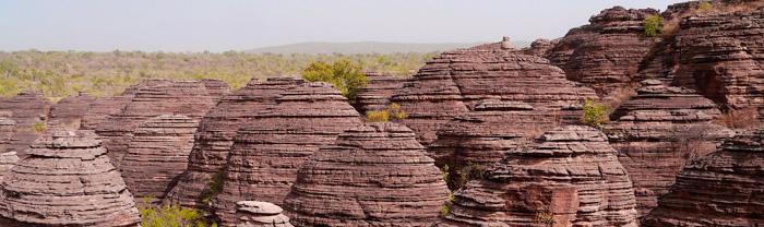 Visiting Incredible Banfora, Burkina Faso