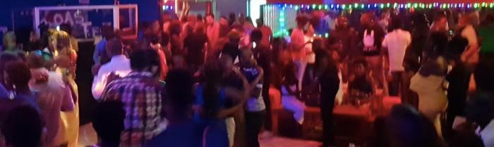 Nightclubs in Bissau