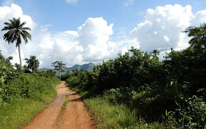 Roads in Sierra Leone